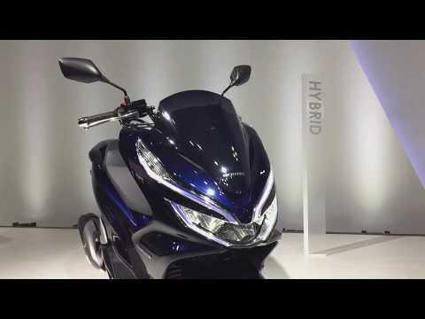 All New Honda PCX, Siap Tandingi Yamaha NMAX