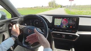 Seat und Cupra e-Hybrid Testfahrt