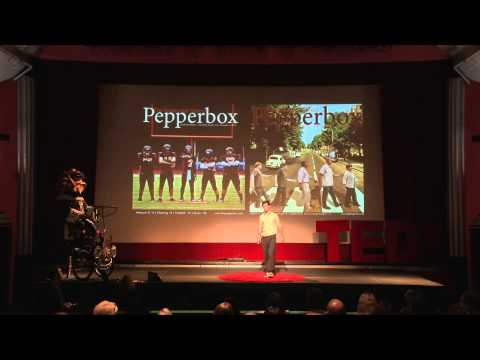 The importance of high school journalism in the 21st century | Forrest Lewis | TEDxEureka