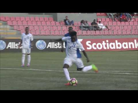 CU17 PAN: Honduras vs Curaçao Highlights
