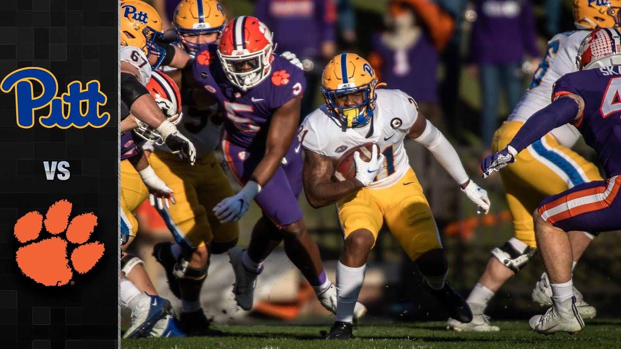 Game Preview No 3 Clemson At Virginia Tech