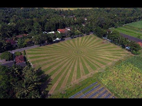 Bukan Di Eropa, Lapangan Sepakbola Keren Ada Di Pelosok Desa Purworejo