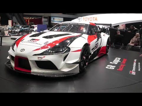 BMW M8 Gran Coupe, Toyota Supra, Rimac C Two and LOTS MORE! | Geneva Motor Show 2018 | Top Gear
