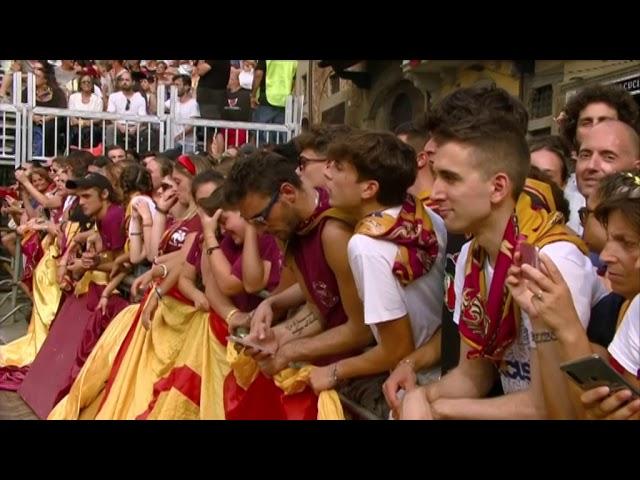 139a Giostra del Saracino 1 settembre 2019