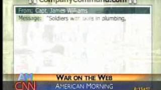 CompanyCommand on CNN (2004).wmv