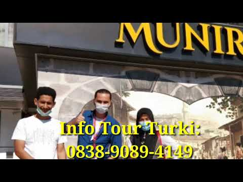 Turki Tour, Paket Tour Turki 2021 0838-9089-4149 (+WA).