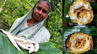 Special Healthy Charapona Fish Recipe Cooking by our Grandmother Kitchen | Village Food