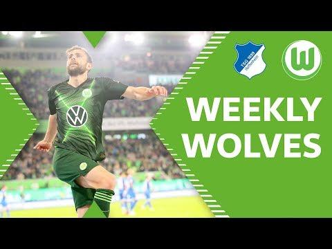 Garantierte Tore in Hoffenheim & Spiel gegen Liverpool | Weekly Wolves | Hoffenheim - VfL Wolfsburg