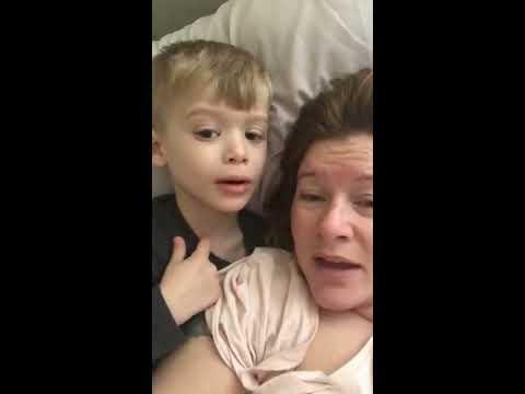 boy bed handjob streaming Mom