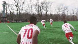 NYRB II 2017 Home Opener at MSU Soccer Park