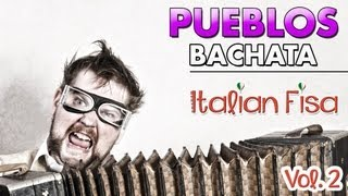 PUEBLOS - BACHATA - ITALIAN FISA Vol. 2 - Basi musicali - ballo liscio - musica per fisarmonica