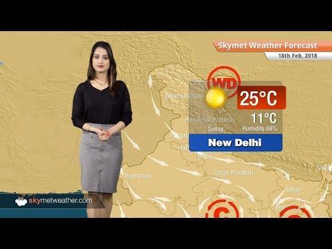 Weather Forecast for Feb 18: Dry weather in Delhi, Lucknow, Kolkata, Mumbai, Bengaluru