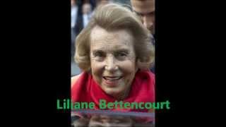 Billionaires Row - Liliane Bettencourt