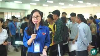Sinh viên k18 nhập học tại Trường ĐH Công nghệ thông tin và truyền thông Thái Nguyên