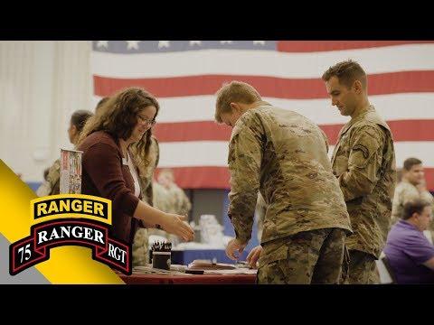 1st Battalion, 75th Ranger Regiment: Ranger For Life Conference
