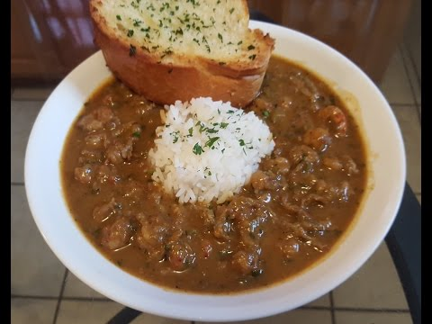 How To Make New Orleans Crawfish Etouffee