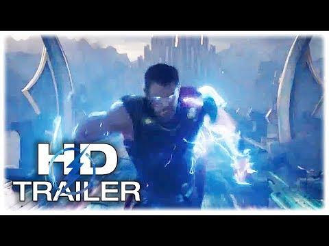 THOR RAGNAROK Thor's New Power Trailer NEW (2017) Superhero Movie HD