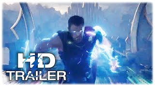 THOR RAGNAROK Thor's New Power Trailer NEW (2017) Superhero Movie HD
