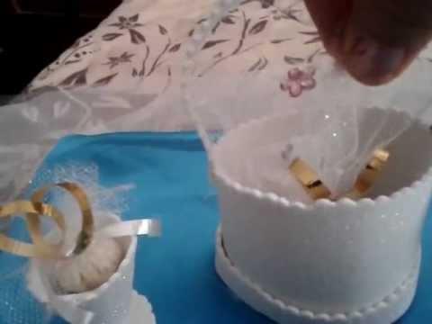 Recuerdos de boda youtube - Manualidades para una boda ...