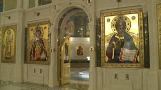 Всенощное бдение накануне праздника Казанской иконы Божией Матери