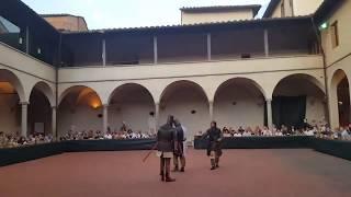Antichi Popoli: Duelli medievali a Empoli. 2017 Video 2 di 3