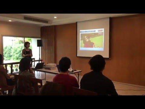 สัมมนาเรียนภาษาและทำงานต่างประเทศโดย Study Plus กับ Sprachcaffe วันที่ 5 มีนาคม 2559