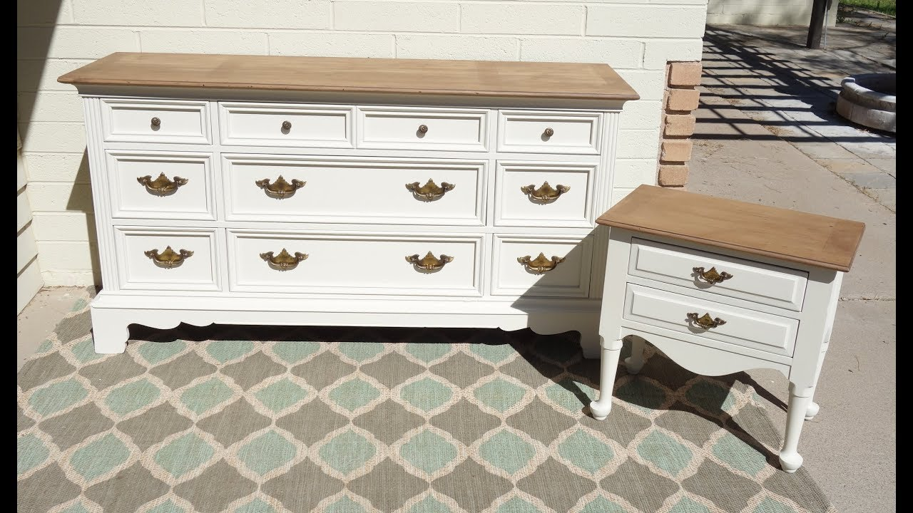 Dresser And Nightstand Dyi