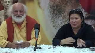 Презентация книги Славы Полунина и Наташи Табачниковой