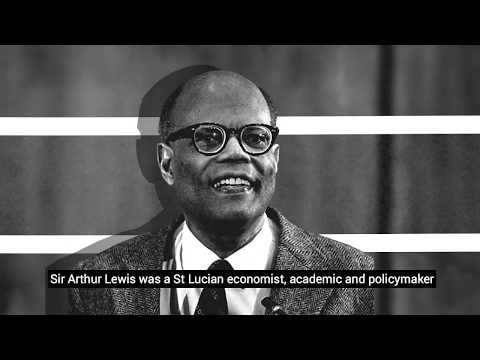 Black Excellence - Sir Arthur Lewis and His Enduring Legacy