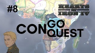 HoI4 - Modern Day - Congo Conquest - Part 8