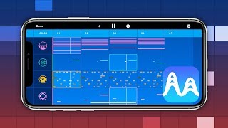 Making decent beats with an iPhone app (Medly)