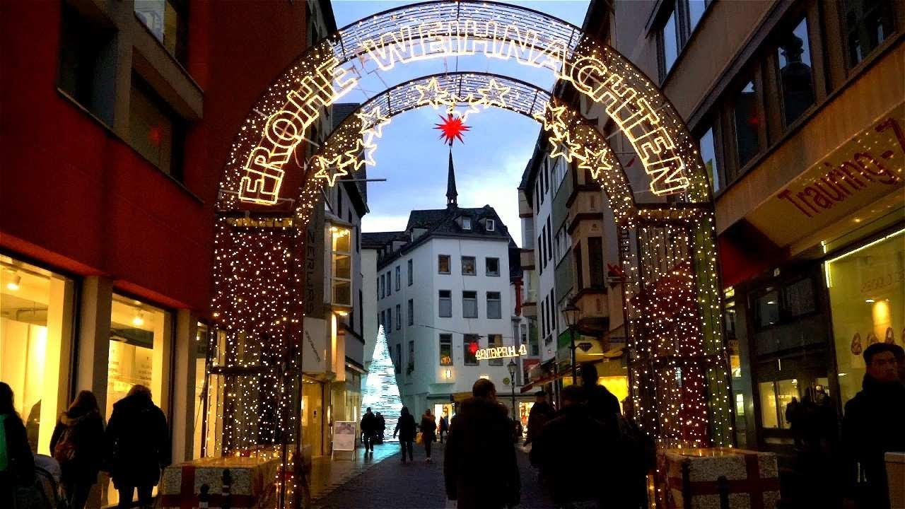 The ultimate guide to German Christmas markets