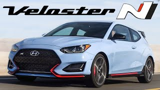 2019 Hyundai Veloster N Review - GTI Killer? Yes. Type R Killer? Maybe...