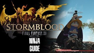Stormblood Ninja Guide - Final Fantasy XIV