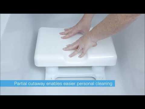 sedile per la vasca da bagno ailsa
