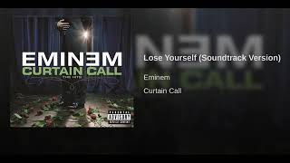 Eminem Lose Yourself Soundtrack Version