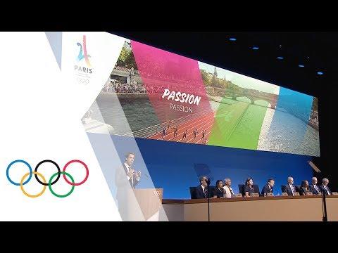 Paris 2024 Candidate City Presentation