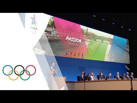Paris 2024 Candidate City Presentation