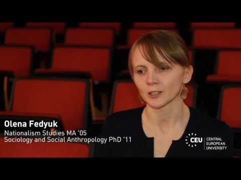 CPS Research Fellow, Olena Fedyuk, Discusses Her Documentary