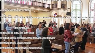 25/05/2021 - Diálogos de Fé n° 186 -  XIV Congresso Confederação Sinodal Mocidades #live