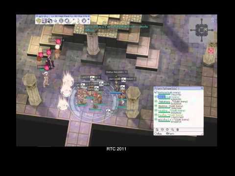RTC  Ragnarok Online  2010  world class  vs phenomena