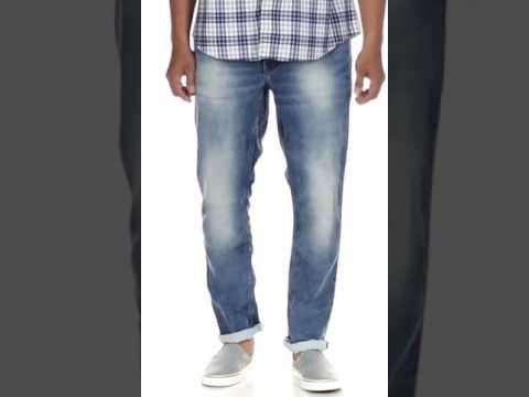 Oak & Keel by Westside Blue Regular Fit Jeans 300673236001