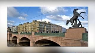 Аничков мост - презентация ученика