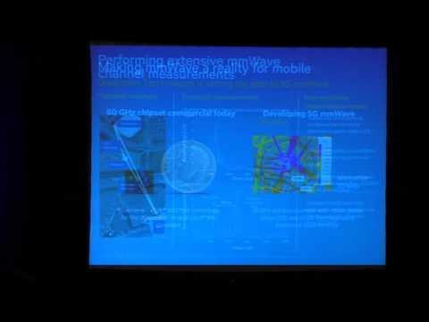 #GLOBECOM: Qualcomm EVP/CTO on evolution from 4G to 5G, part 2