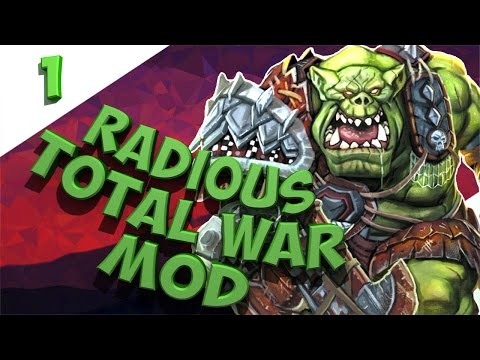 Radious Total War Mod № 1