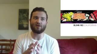 blink-182 - California (Album Review)