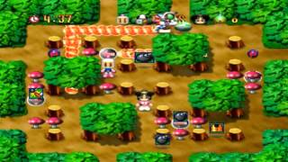 Bomberman Party Edition (PSX): King of the Jungle