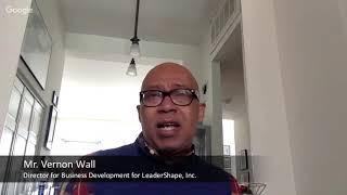 Keynote Speaker V Wall