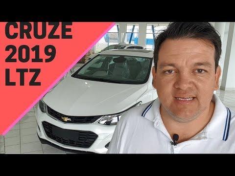 GM Cruze 1.4 Turbo Sport LTZ Hatch 2019 | William Guimarães