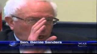 Sanders Talks with WCAX about Bin Laden's Death